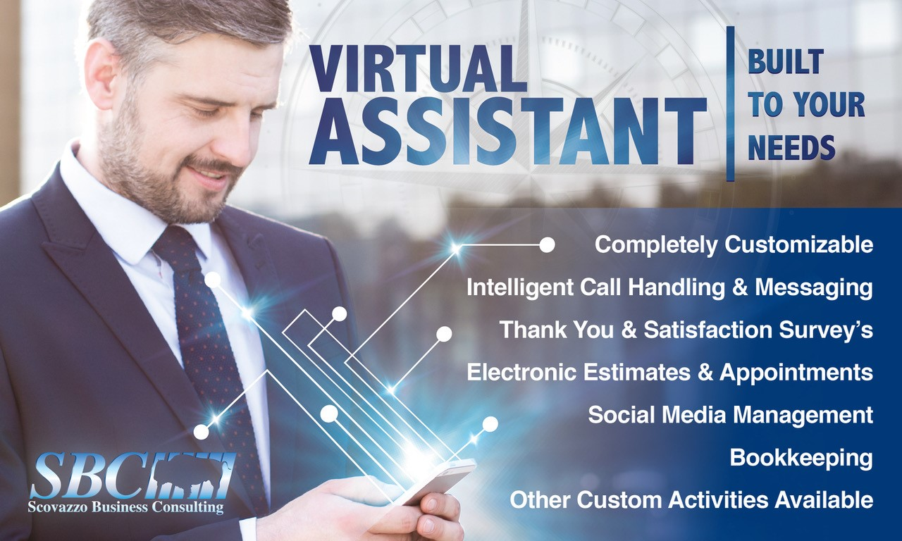 Virtual Office Assistant Services